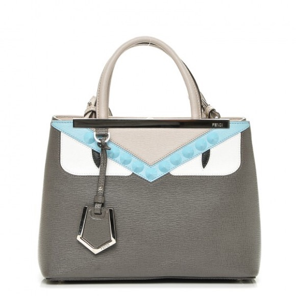 Fendi Bags   Petite 2jours Monster Handbag   Poshmark e3332b47ce